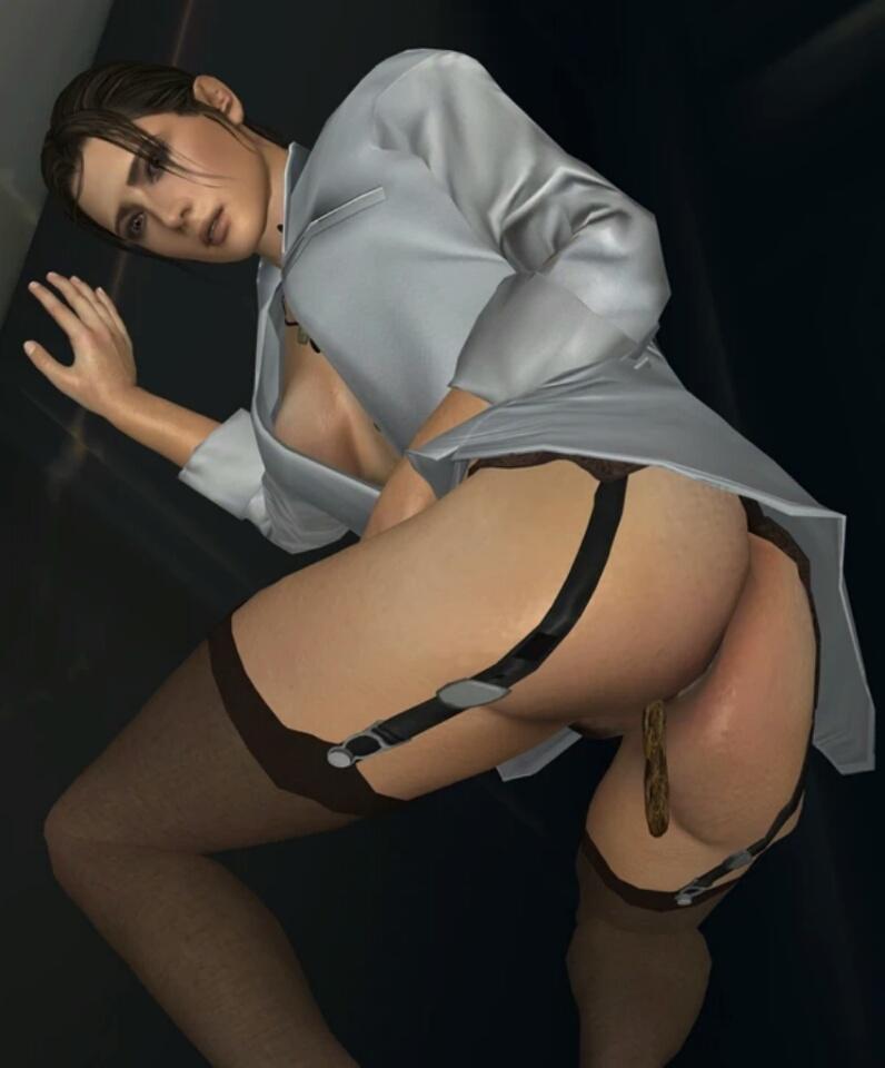 Naomi hunter nude videos